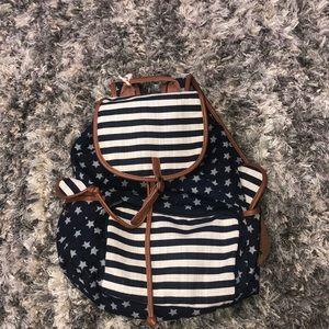 Stars and Stripes back pack